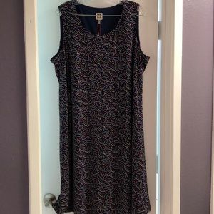 Anne Klein women's dress.  BNWT. Fully lined